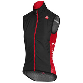 Castelli Pro Light Bike Vest Women red/black
